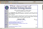 Screenshot-Journal of Information Technology Education ___ an Informing Science Institute journal - Mozilla Firefox