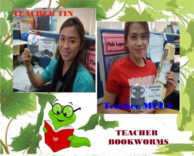 TEACHER BOOKWORMS