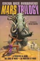 Burroughs, Edgar Rice (2012). Mars trilogy. New York: Simon and Schuster