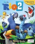 My busy books [Rio 2] Includes a storybook, 12 figurines and a playmat